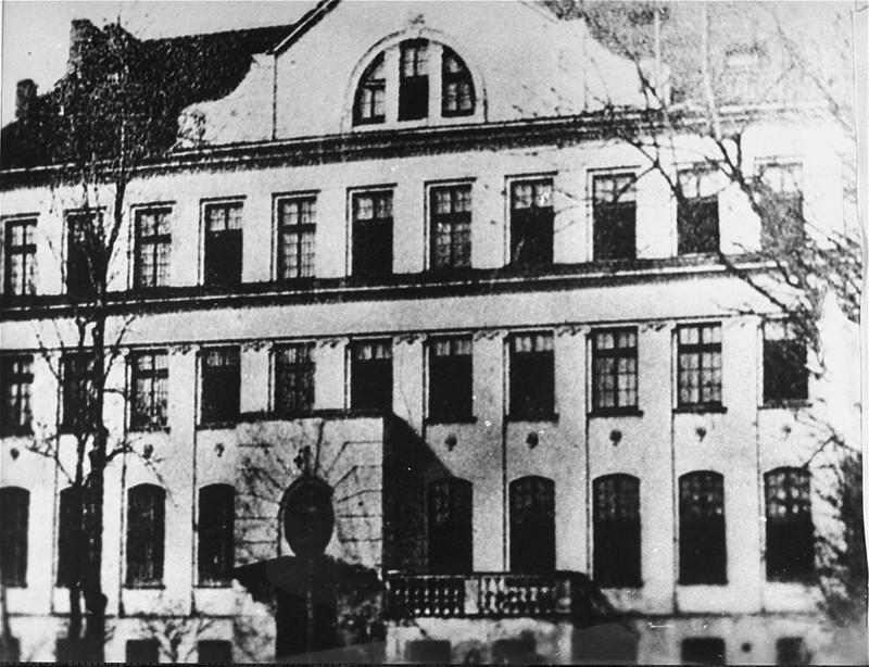 Dom Sierot (Orphans Home)